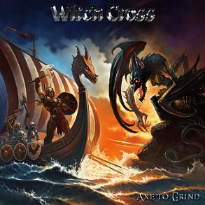 Witch Cross - Axe to Grind - www.witchcross.dk